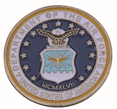 Military Ball Marker - AIR FORCE